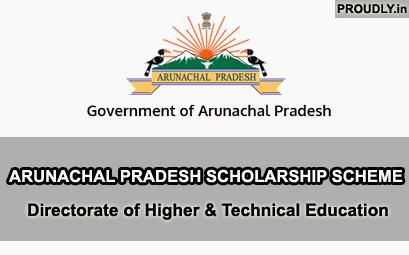Arunachal Pradesh Scholarship