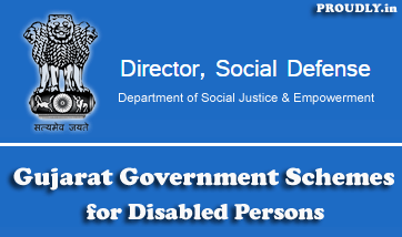 Scheme for Disabled Person