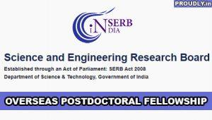 Overseas Postdoctoral Fellowship