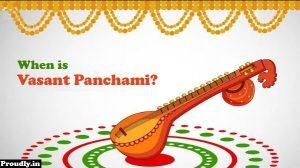 Vasant Panchami Festival