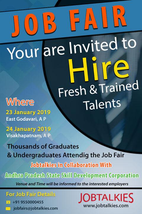 Job Fair Andhra Pradesh