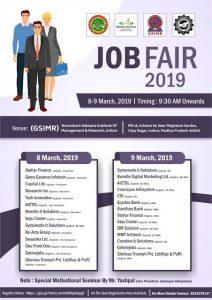 Job Fair Madhya Pradesh
