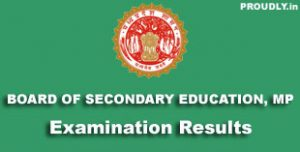 MP Exam Results