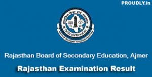 Rajasthan Exam Results