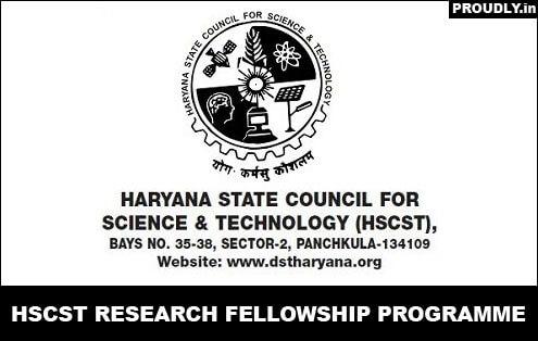 HSCST Research Fellowship