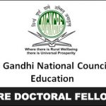 MGNCRE Doctoral Fellowship