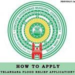 Hyderabad Flood Relief Application