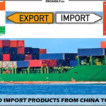 How to Import Products from China to India