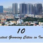 Fastest Growing Cities in India